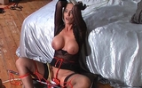 Forced Orgasms in Bondage for Lucy Zara