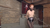 Gagged And Pegged Pony Girl Anita Is Tested