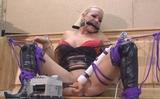 Bondage, Fucking Machines and Vibrators