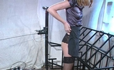 Ariel Anderssen's Machine Whip And Cane