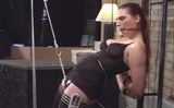Gagged Crotch Rope Torment