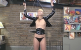 Ariel Anderssen Exposed On Camera In Bondage