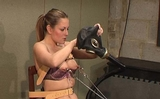 Candie's Very Painful Nipple Torture