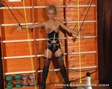 Annalease Tied in PVC Two Times