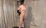 Hot Wax Nipple Torture