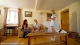 VID0514A:  Interviewing the new maid (Part One) Ariel Anderssen Lucy Lauren Zoe Page