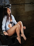 RE1133A: Sophia Smith The Missing Torture Throne Pics