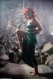 RE1492: Scarlett Vampire Songstress Imprisoned