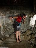 CUSTOM: Sophia Smith Scarf Strappado