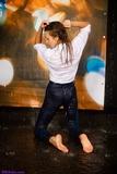 SS0545S: Delta Wet Jeans