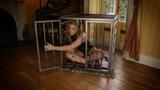 VID: Tillie Slave Girl Tillie's New Home