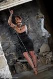 RE1631: Vivian Ireene Pierce World Bondage Star In My Dungeon