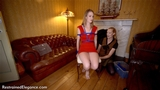 VID0545: Ariel Anderssen ties and interviews Ashley Lane