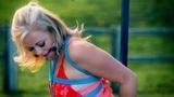 VID0518: Lucy Lauren loving it