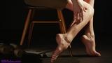 SS0112V: Ariel Anderssen The Foot Fetish Interrogator