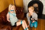 RE1524: Chloe Toy and the bondage style guru