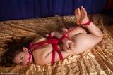 AL0259: Anita R Reclining Nude