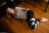 RE1542: Lucy Lauren Fitness Sensation Taped Up Tight