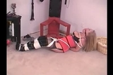JHV-05  Captives of the Rope Goddess!
