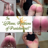 LeAnne, Positions of Punishment!