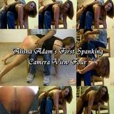 Alisha Adams' First Spanking POV 4