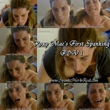 Roxy Mae's First Spanking POV 1