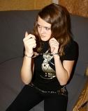 Fidget, Cutie Cuffed & Chained