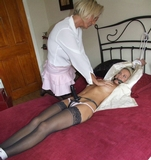 Bedroom Bondage Tickle