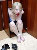 Margo In The Closet