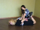 Hogtied and Tickled