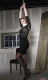 Candle Boxxx, Cuffed, Chained and Strung Up