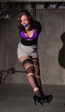Layla Rhian Swinging In The Breeze
