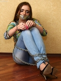Why Did You Chain Me and Tape Gag Me?
