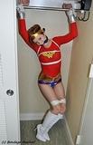 Super Heroine Captured - Fantasy Come True
