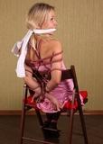 Foxy Chair Tied Struggle