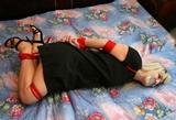Little Black Dress Escape Challenge for Anna