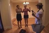 Ashley, Paris & Lindsey - Home Bondage Game I