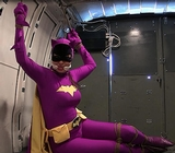 Batgirl in Peril