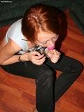 Kirieshka: Chained and Ball Gagged