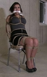 Chair Bound Bondage Fantasy