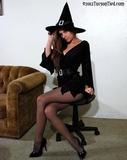 Sasha Fae: The Trick IS In The Treat I