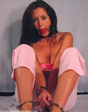 Christina Carter Pretty in Pink ... And Handcuffs