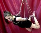 Sally: Bondage Suspension Tormen
