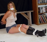 Booted & Hogtied