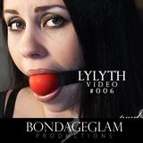 Lylyth Ballgagged and Bound Tightly