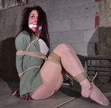Helpless and Cleave Gagged