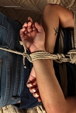 Aisha: She Was Sure That She Had Locked The door. She was absolutely sure that it was locked. that is until she saw her ex-boyfriend standing in the room holding coiled rope. Remembering what he said