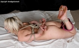 Naked Hogtied (HD)