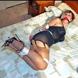 JJ Plush Sexy Bedroom Bondage