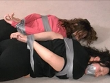 Duct Taped Spanking